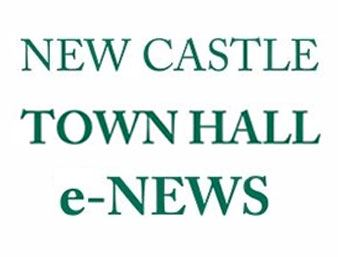 New Castle Town Hall ENews Logo