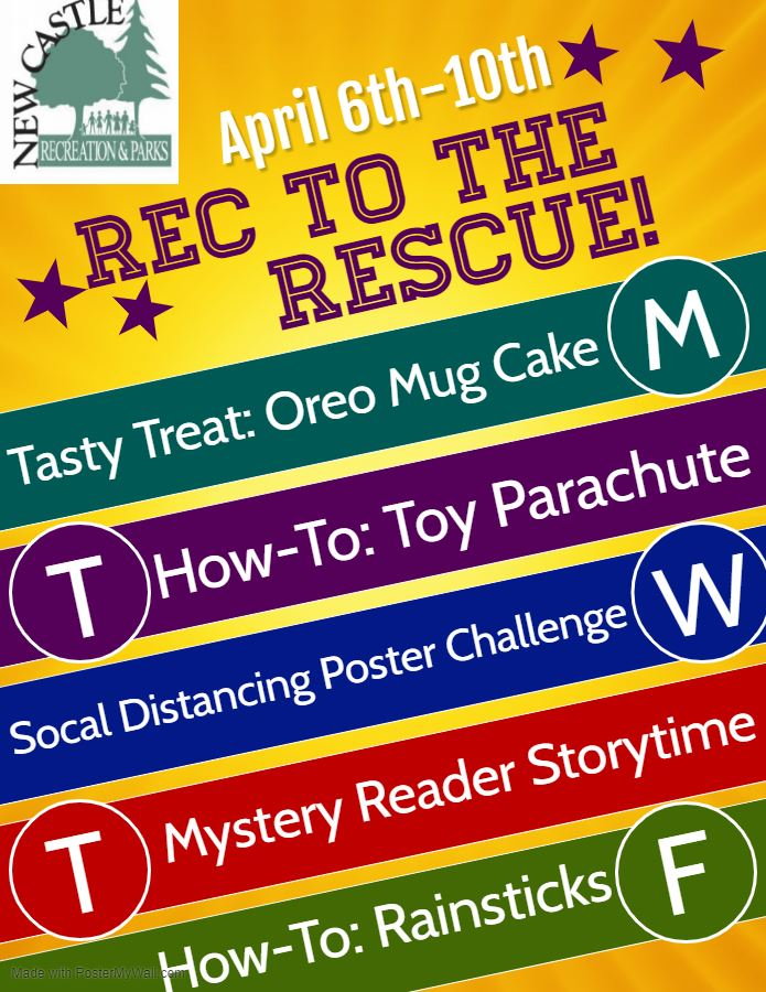 Rec to the Rescue Week 2
