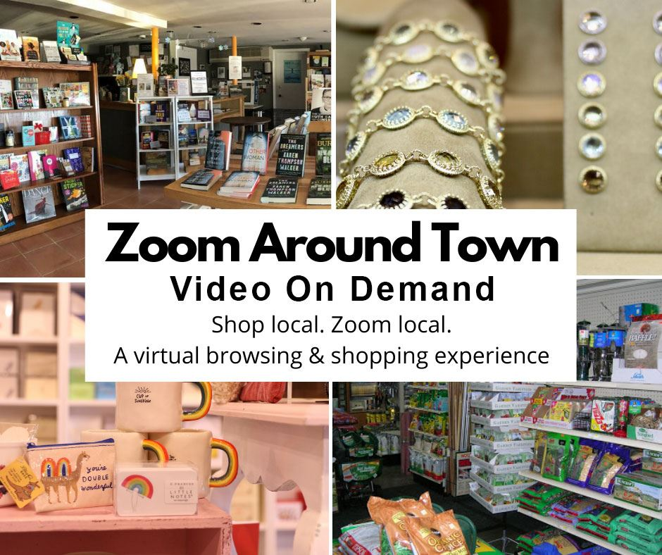 Zoom Around Town Video On Demand