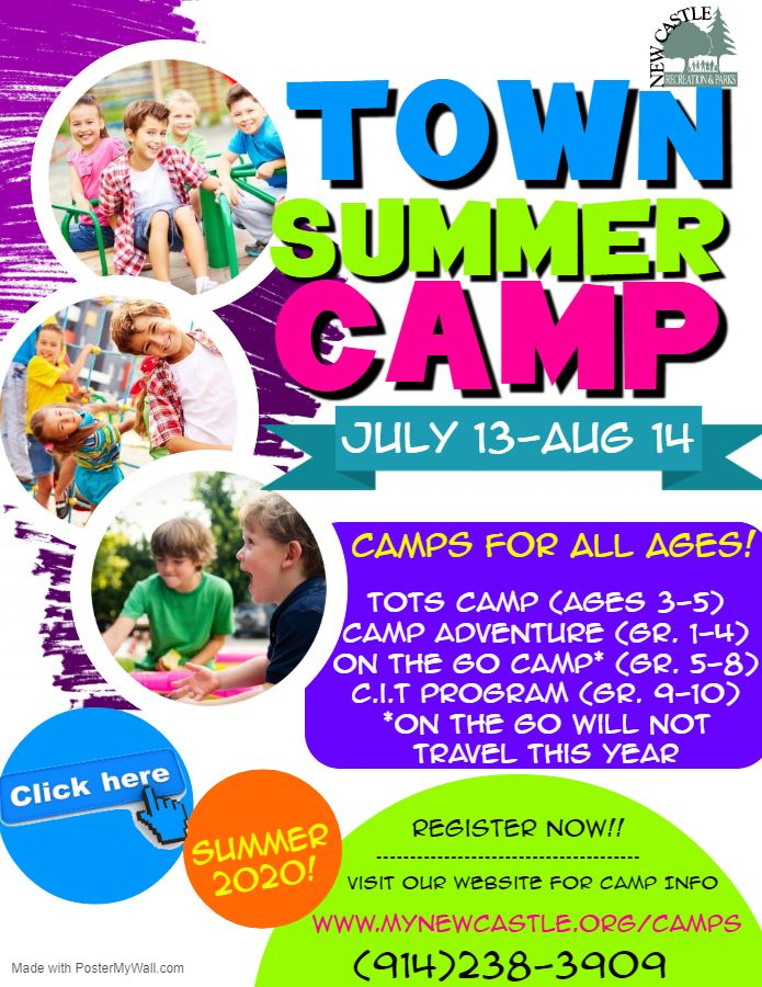 Copy of Kids Summer Camp Flyer - Made with PosterMyWall