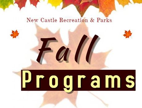 Recreation and Parks Fall 2019 Program Brochure