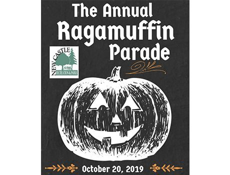 Ragamuffin Parade Flyer