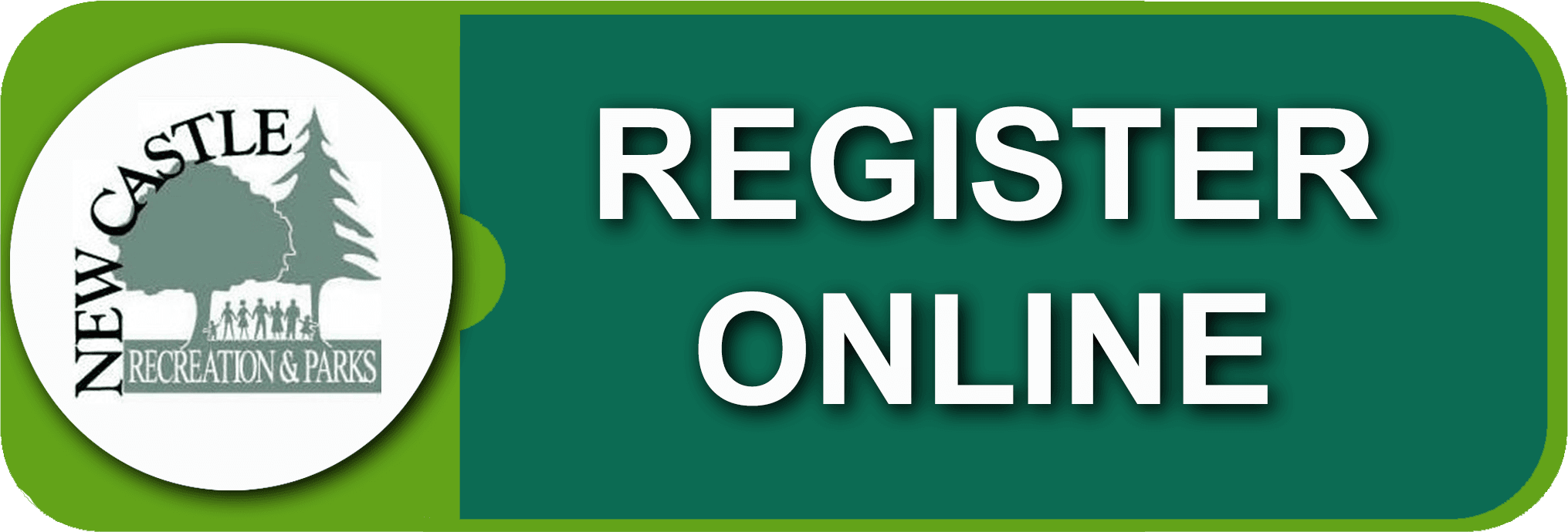 New Castle Recreation Register Online Button