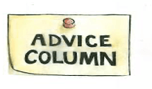 Advice Column Icon