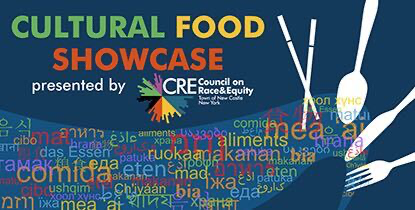 CRE Cultural Food Showcase Logo
