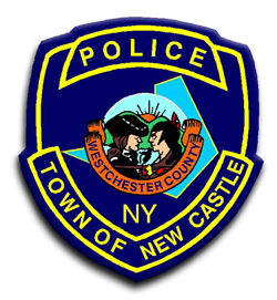 Town of New Castle Police Badge
